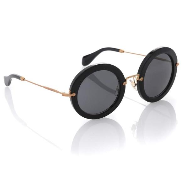 8072258dd55 Miu Miu Round Circle Sunglasses. M 5aca3bb884b5cebccc6266e0. Other  Accessories ...